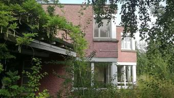 Das Hauses Gelpke-Engelhorn in Küsnacht ZH gehört zu den wichtigen Bauten der Nachkriegsmoderne und ist ganz aus Frauenhand.