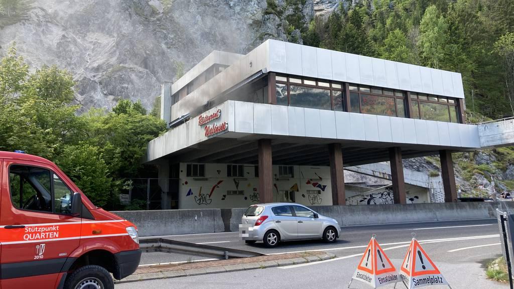 Eigentümer über Brand in Raststätte: «Ein Vandalismus mehr»