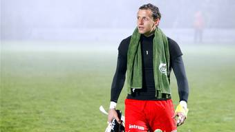 «Die Niederlage gegen Luzern spornt uns an»: Marco Wölfli und die Young Boys müssen am Sonntag gegen Basel siegen, um Meister zu werden.