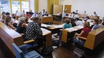 Der Gemeinderat Solothurn ist neu besetzt. (Archiv)