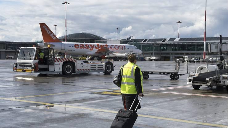 Zwar hat die Schweiz viel mehr in den Euro-Airport investiert, dennoch hat Grundbesitzer Frankreich jeweils das letzte Wort.