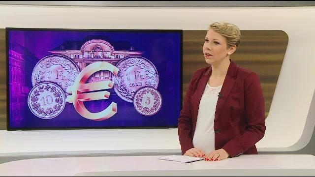 Neuer Euro-Mindestkurs ist zurück