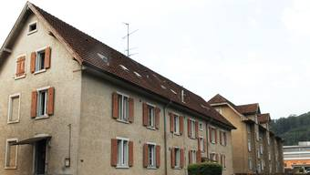 Kantonale Asylunterkunft Rekingen: Hier waren Ende 2013 64 Personen untergebracht. ZA/Archiv