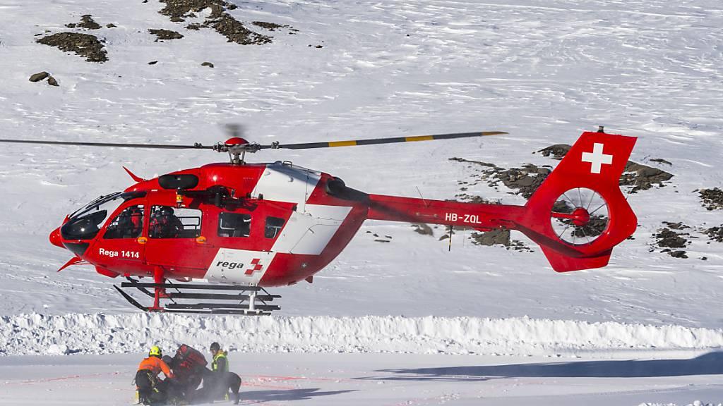 58-jähriger Skifahrer stürzt bei Les Diablerets zu Tode