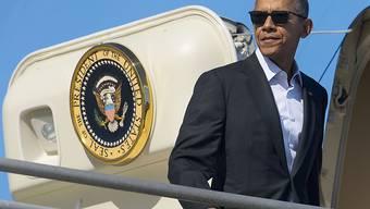 UA-Präsident Barack Obama wird Ende März nach Kuba reisen - es wird der erste Besuch eines amerikanischen Präsidenten auf der Insel seit 88 Jahren sein. (Archiv)