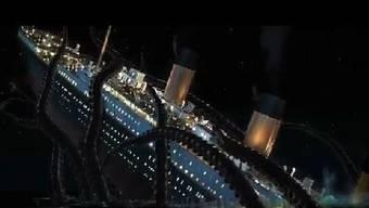 Der Trailer zu der Parodie «Titanic SUPER 3D»