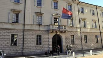 Das Bundesstrafgericht in Bellinzona