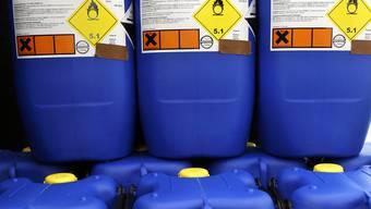 Polen fahndet nach Menschen, die im grossen Stil Chemikalien kaufen