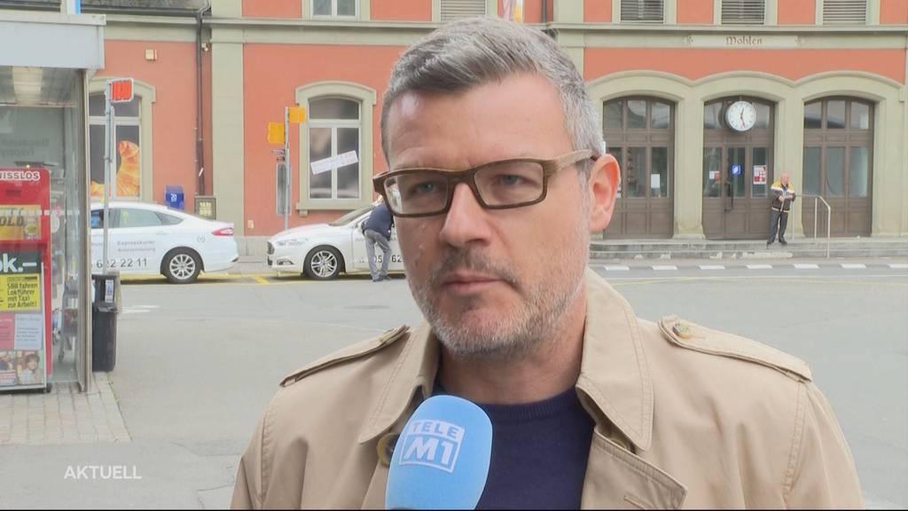 Angriff in Wohlen: CVP-Politiker wird beim Aufhängen der Wahlplakate verprügelt