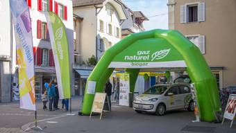 Biogas-Autos sind nicht nur ökologisch sinnvoll, sondern auch preiswert.