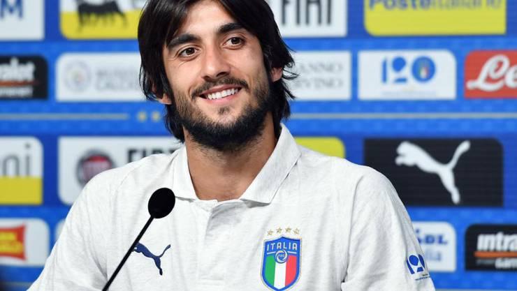 Mattia Perin hütet künftig nicht nur in Italiens Nationalmannschaft das Tor, sondern auch bei Juventus Turin