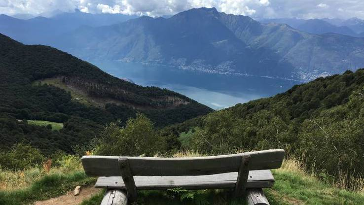 Das Tessin: Idyllisch, aber in den Bergen kann es auch gefährlich werden. (Symbolbild).