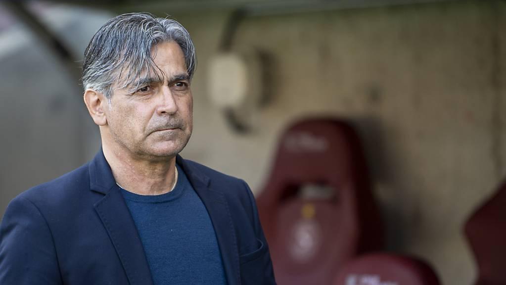 Maurizio Jacobacci und Lugano trennen sich nach Ablauf des Vertrags.