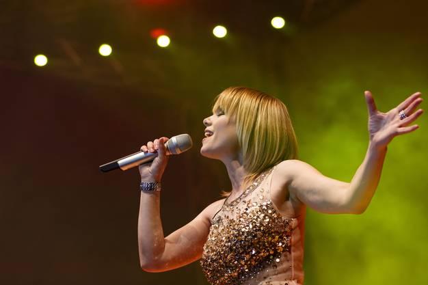 Francine Jordis Auftritt besticht mit gefühlsvollen Momenten.
