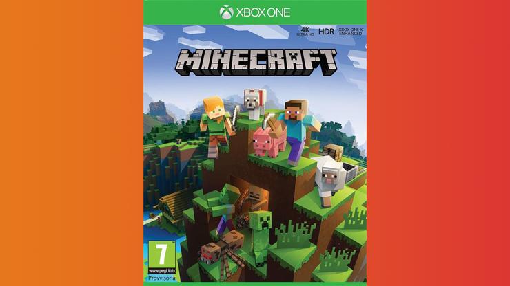 Wunsch-Nr. 27, Yunus, 10 Jahre, Minecraft Super Plus Pack Xbox One, z.B. bei Digitec/Galaxus, CHF 29