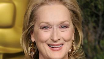 """""""Filme werden für Männer gemacht"""": Meryl Streep (Archiv)"""