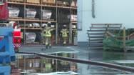 Gebiet evakuiert