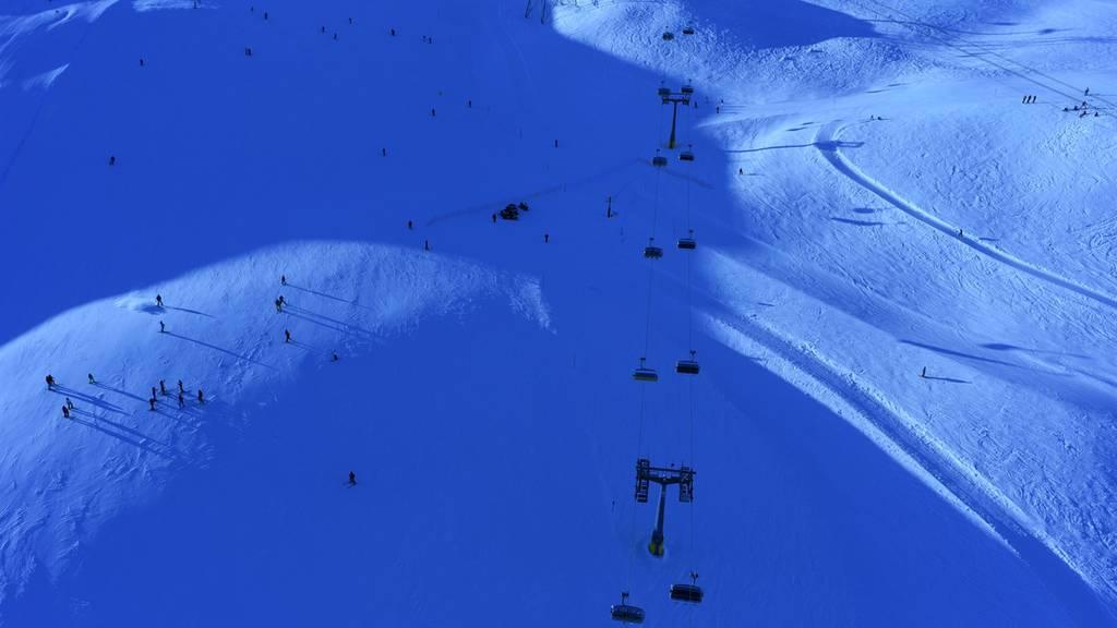 St.Moritz: Ein Toter nach Unfall auf Skipiste