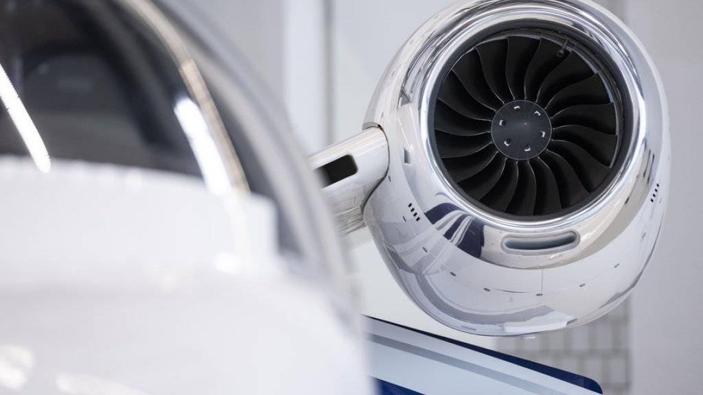 Vor alle kleine bis mittlere Businessjets sollen in Payerne landen und starten.