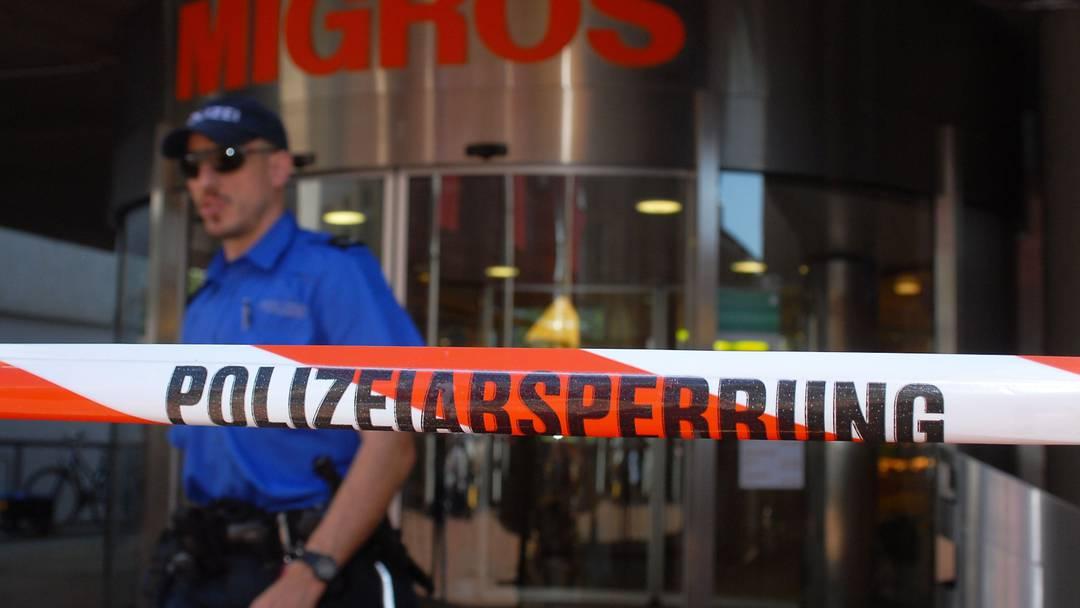 Bombendrohung: Täter war ein 42-jähriger Mann aus der Psychiatrischen Klinik in Königsfelden