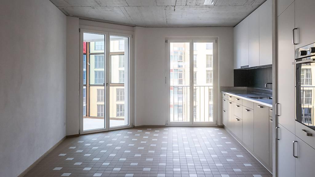 Die Preise für Wohneigentum sind in der Schweiz zwischen April und Juni weiter gestiegen. (Archivbild)