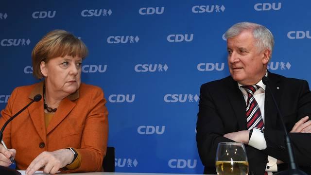 Merkel und Seehofer einigen sich