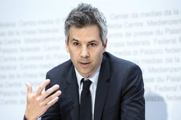 EPFL-Professor Marcel Salathé gilt als früher Warner der Corona-Pandemie.