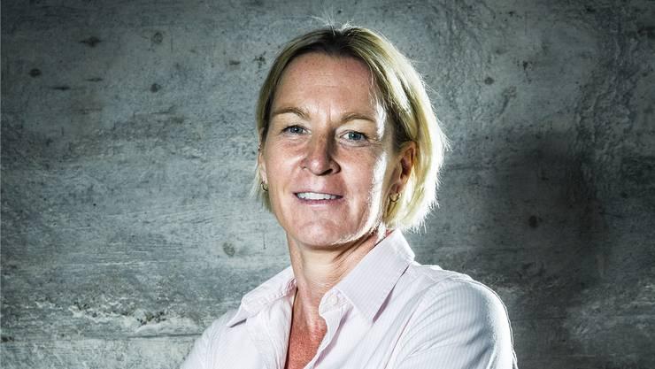 Martina Voss-Tecklenburg, Ex-Trainerin der Frauen-Nati (Sept. 2016), steht mit Deutschland im WM-Viertelfinal.