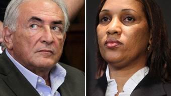 Strauss-Kahn und Diallo haben sich aussergerichtlich geeinigt (Archiv)