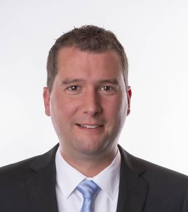 Roger Fessler, SVP-Grossrat und Mellinger Gemeinderat.