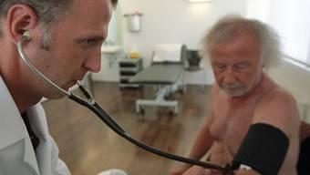 Bestandteile von Eiweiss können den Blutdruck senken (Symbolbild)
