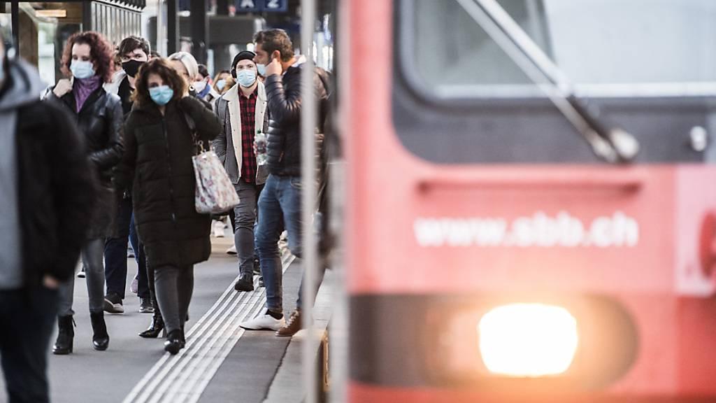 Weniger schwere Unfälle im öffentlichen Verkehr