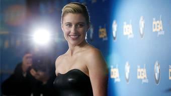 Greta Gerwig («Lady Bird») ist erst die fünfte Frau, die für den Oscar für die beste Regie nominiert wurde. Mario Anzuoni/Reuters