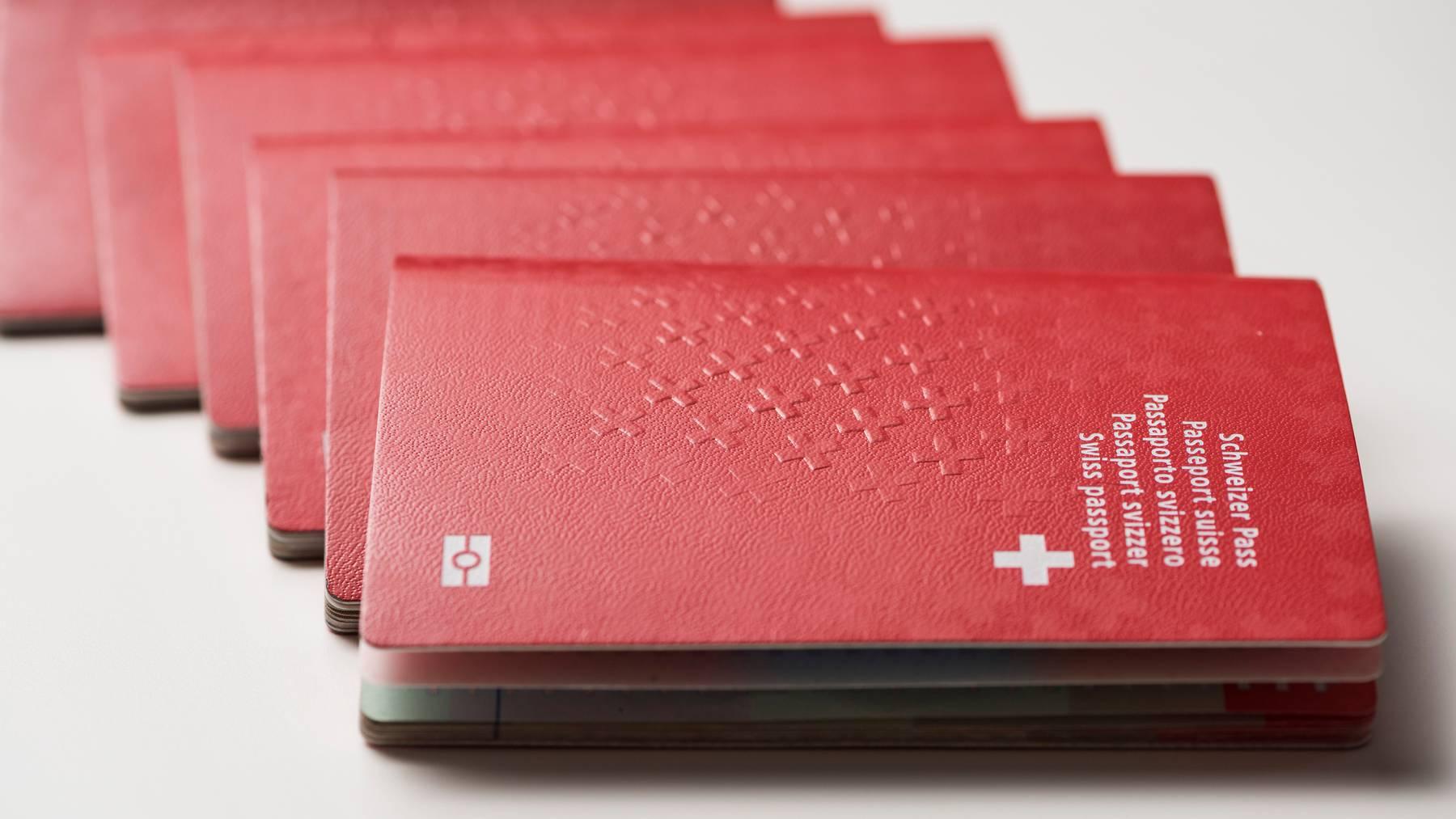 37 Prozent der Personen mit Migrationshintergrund hat die Schweizer Staatsbürgerschaft.