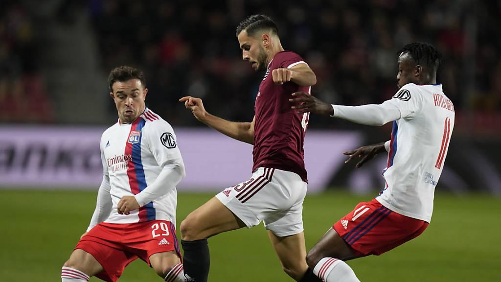 Lyon bleibt ohne Punktverlust
