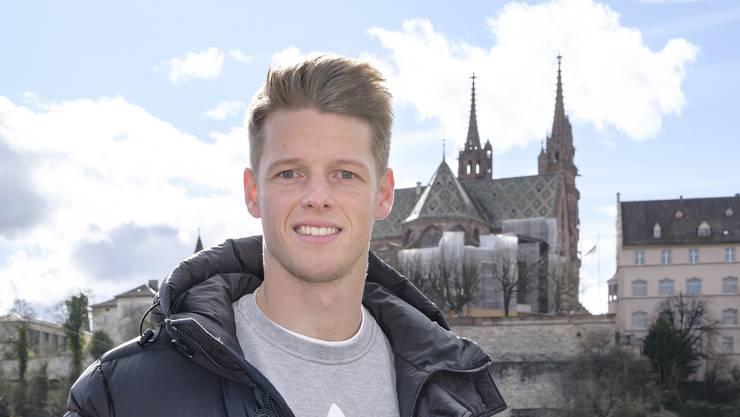 Jonas Omlin ist aktuell einer der wichtigsten Spieler beim FC Basel.
