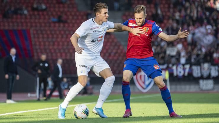 Silvan Widmer und der FCB verlieren in Zürich mit 2:3.