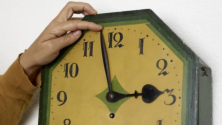 In Europa und Nordamerika wird derzeit über die Abschaffung der Zeitumstellung diskutiert. (Symbolbild)