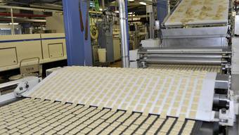 Produkte aus Schweizer Industrie-Backöfen waren 2015 im Ausland deutlich weniger gefragt als im Vorjahr. (Archivbild)