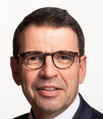 Matthias Jauslin. Nationalrat (FDP/AG).