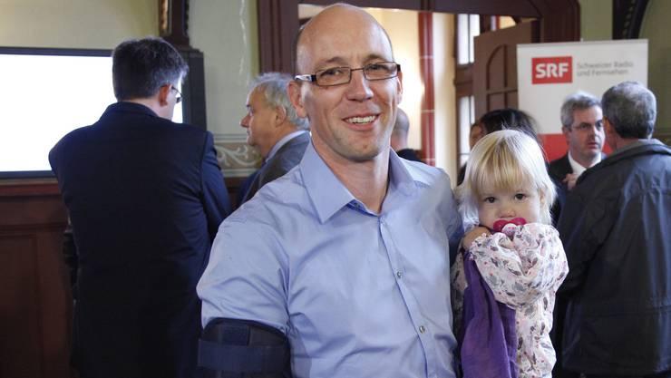 Stefan Müller: neuer CVP-Nationalrat