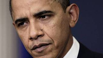 Barack Obama widersetzt sich China (Archiv)