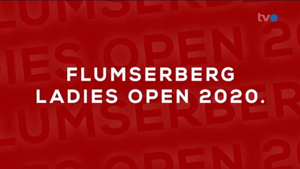 Flumserberg Ladies Open 2020, Folge 1