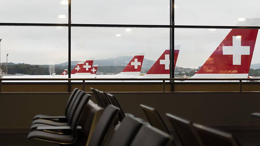 Flughafen Zürich auch im Februar mit sehr tiefen Passagierzahlen