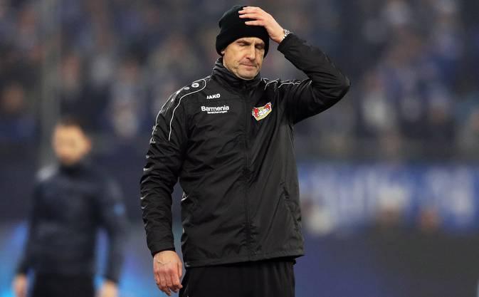 Verpasst sein Bundesliga-Debüt mit Augsburg: Heiko Herrlich.