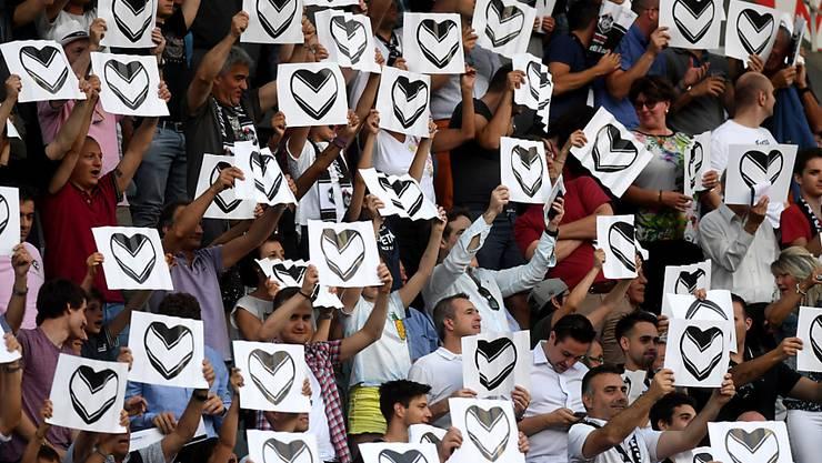 Erleben dank dem 3. Schlussrang ab September Europa-League-Spiele: Luganos Zuschauer