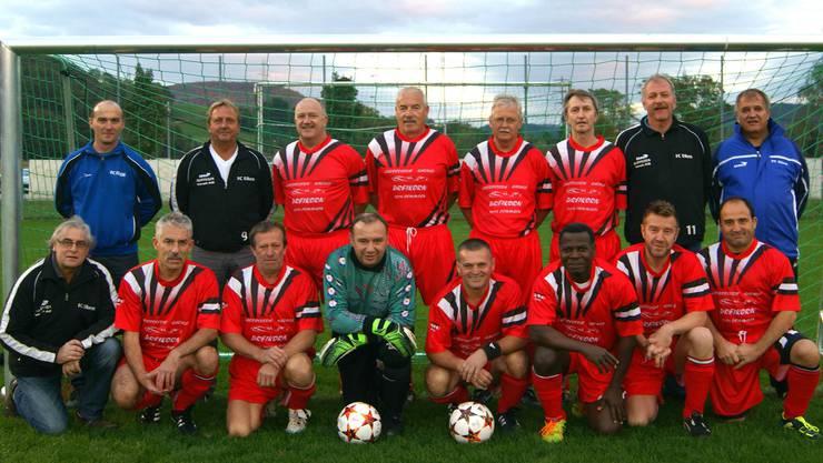 FC Eiken/Stein: Senioren 50+