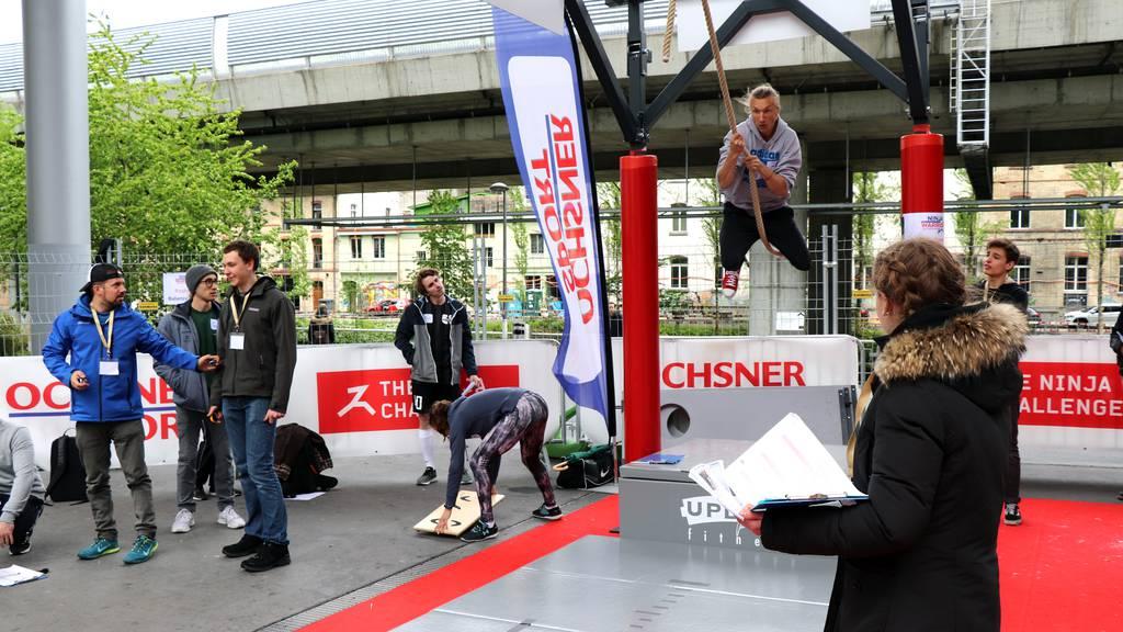 «Ninja Warrior Switzerland»: Das waren die ersten beiden Casting-Tage!