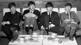 «Ihr wisst schon, was ich meine»: The Beatles 1963.