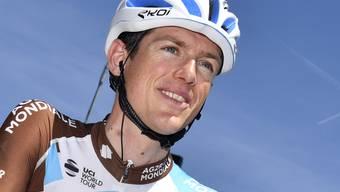 Mathias Frank - der aktuell beste Schweizer in der Tour de Suisse
